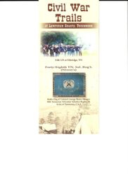 Our Civil War Trail Brochure