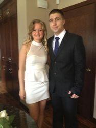 Alla and Denis
