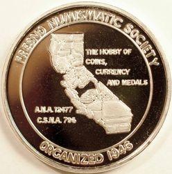 70th Anniversary Silver, reverse