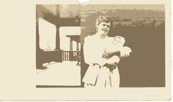 Mary Katherine (Watson) Creighton and Lorma Evelyn (Creighton) Kinch