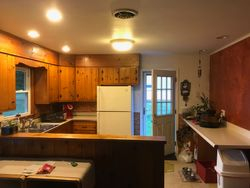 Newburgh Kitchen - before picture