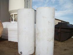 Cylinder Water Tanks