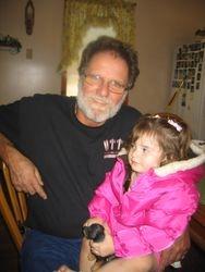 Mae and Gramp C.