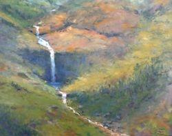 Waterfall Above Telluride