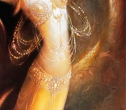 SALOME DANCING / Detail 2