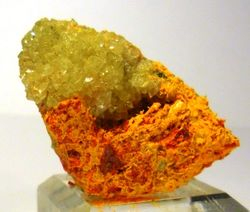 February 2011 Mystery Mineral  3