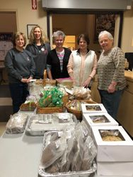 Town Election Bake Sale