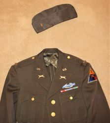 1st Armored Division, Dress Uniform:
