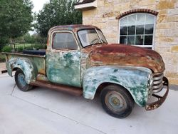 5.50 Chevy 3100 pick-up truck