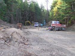 Construction Summer 2007