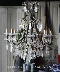 #24/029 French Chandelier
