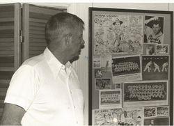 Memorabilia of Bill Vioselle