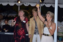 Marsha Judd, Dawn Marie & Katherine England
