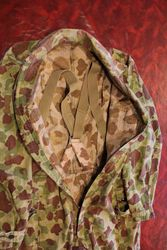 Camo-Coverall's (early Pattern)