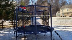 skywalker trampoline removal service in fredericksburg Virginia
