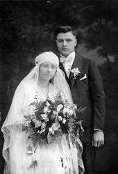 John Suchy and Anna Kacir