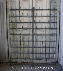 #23/083A Wall Bottle Racks