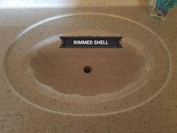 RIMMED SHELL