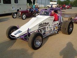 Indiana Street legal sprint car....
