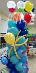 Sea Life Balloon Column 2