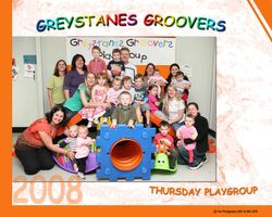 Thursday AM Group 2008