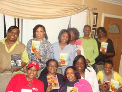 Shared Thoughts with Author Donna Hill