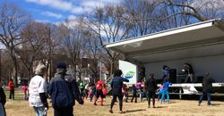 Get Fit Day New Haven Green