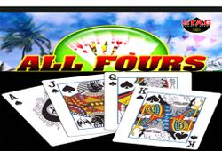 ALL FOURS CARD GAME
