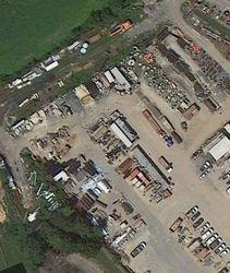 Junk Yard at Current Facility