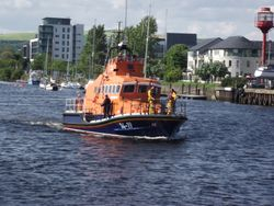 Arklow Lifeboat to feature in RTE TV series