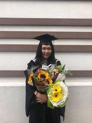 My Sister University Graduation