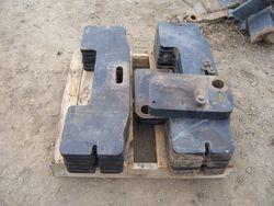 65E Thru 95E Rear Hitch Weights