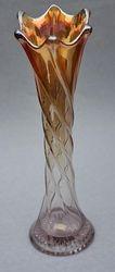 "13"" vase marigold poss Dugan/Diamond"