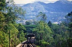 302 Funicular Railway Penang Hill