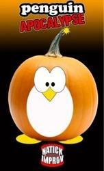 Penguin Apocalypse Halloween Logo