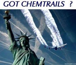 Got chemtrails ?