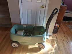 Step 2 Wagon For Two Plus - $45