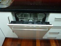 3. Integrated Dishwasher.