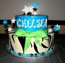 Chelsea's Sweet 16 - June 2011