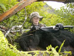 Dakotas First Bear