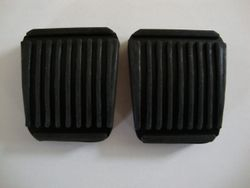 KE70 Rubber Pedal covers