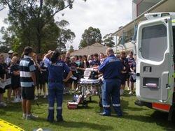 NSW Ambulance Representatives
