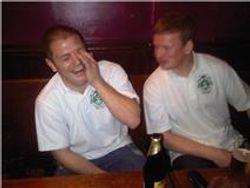 John Doyle and John Milne