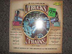 Noel Parlane Trucks and Trains