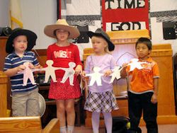 Kindergarten Performance