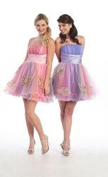 Colorful Short Dresses!