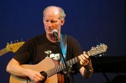 Bryce Perrett performing