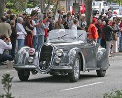 1938 Alfa Romeo 8C 2900 Touring Spider