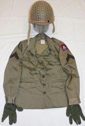 5 Army, 1940 Field Jacket:
