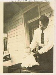 Carl Summers and Wilbur Boyer